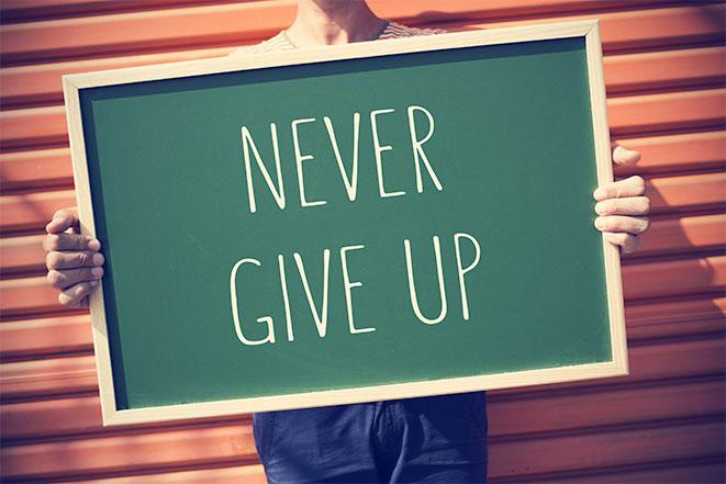 presentation-never-give-up